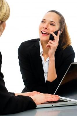 Phone Insurance Employment Interview